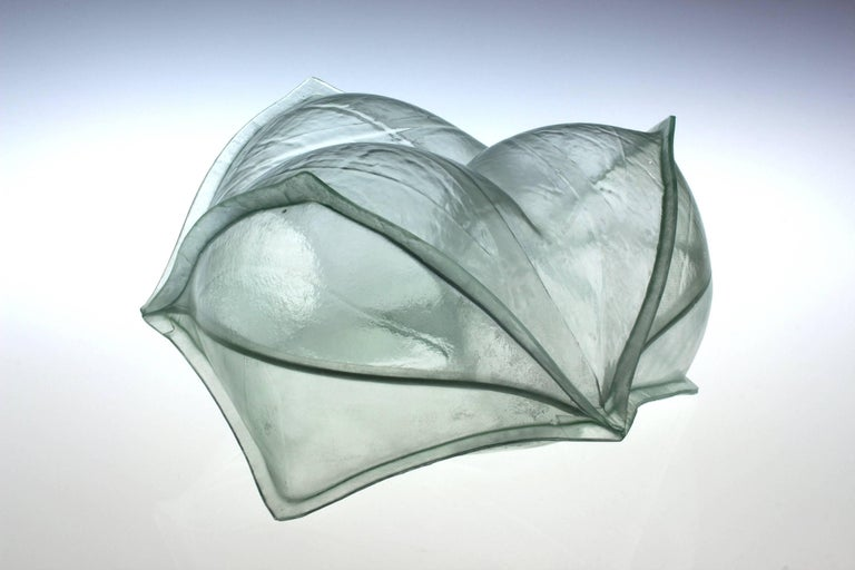 Matthew Szösz, untitled (inflatable) no. 82, 2018, glass