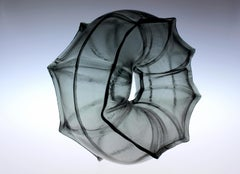Untitled Inflatable #75g, Fused and Inflated Glass, Contemporary Sculpture