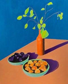 Afternoon Still - Fruit & Tree
