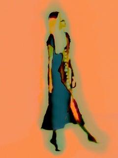 Florissant Female Portrait Painting