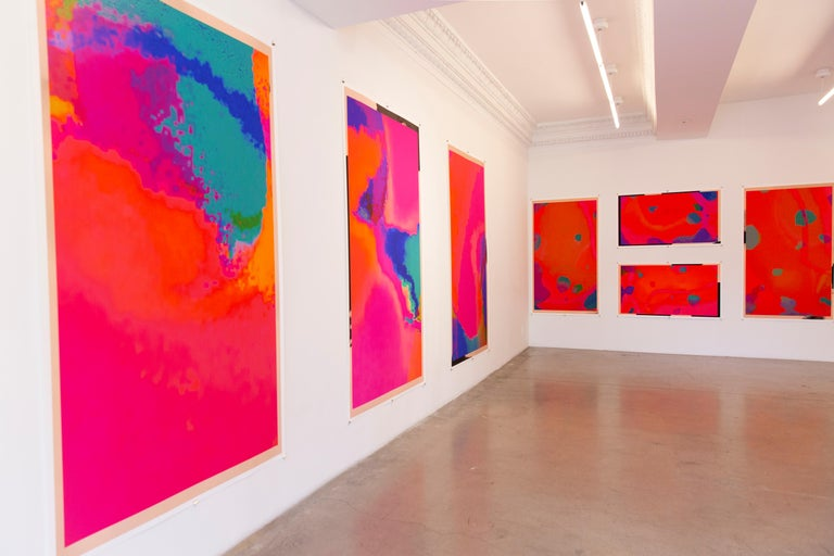 """As David Hockney quoted about Matthew Tierney's Work: """"Perspective is a frozen moment. That's what you're shattering"""" - David Hockney  After filming light sources (fluorescents, halogens, neons, LEDs, etc.) for over four years, Matthew Tierney began"""