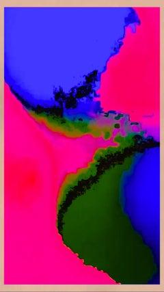 Tierney Babylon - Fluorescent Pure Pigment Print