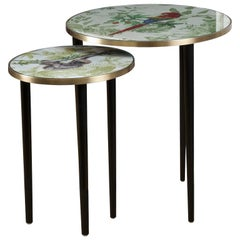 Matthew Williamson for Roome London Small Cocktail Table Made in England