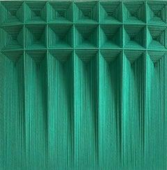 Linescapes, Contemporary Art, Textile Art, 21st Century