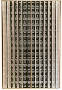 Grid, Contemporary Art, Textile Art, 21st Century