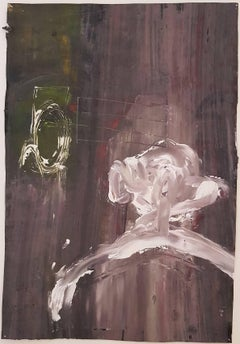 Untitled Gestural Abstract Composition