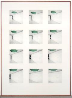 Studio Oscar Niemeyer, Framed Chromogenic Print by Matthias Schaller