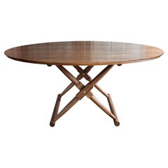 Matthiessen Dining Table in Oiled Walnut