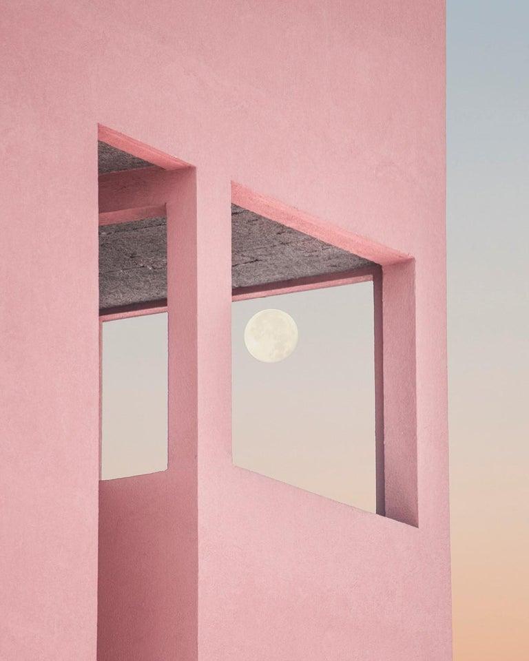 Matthieu Venot Abstract Photograph - N°1, Illusions series (Close-Up Photography)
