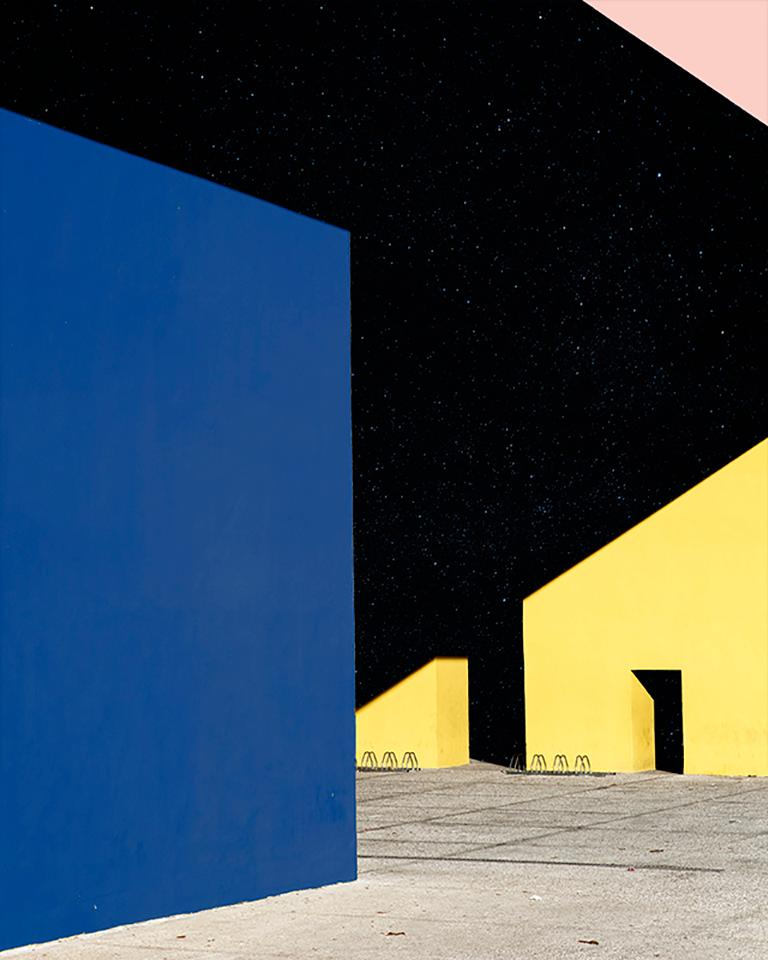 N°3, Illusions series by Matthieu Venot - Close-up Architecture Photography