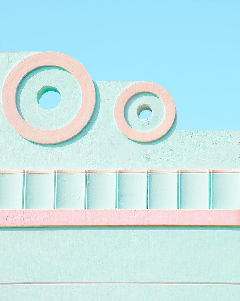 Matthieu Venot Color Photograph - Untitled III, DÉCO series (Close-Up Photography)