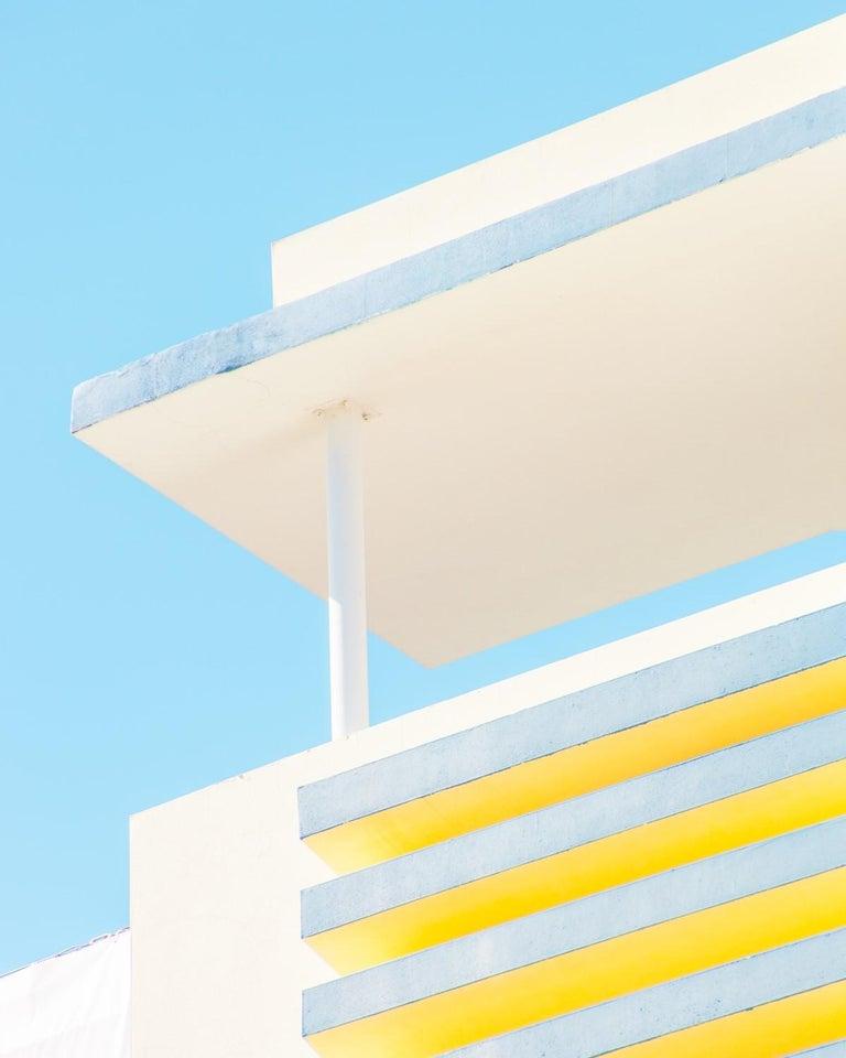 Matthieu Venot Color Photograph - Untitled IV, DÉCO series (Close-Up Photography)