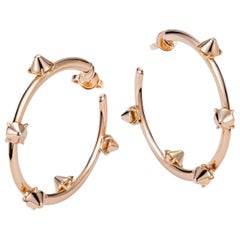 Mattioli Eve_r Earrings 18 Karat in Rose Gold