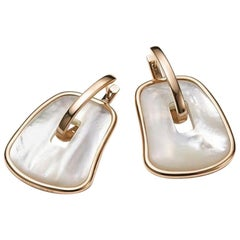 Mattioli Puzzle Collection 18 Karat Rose Gold Earrings