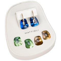 Mattioli Puzzle Collection 18 Karat Rose, White and Yellow Gold Small Size