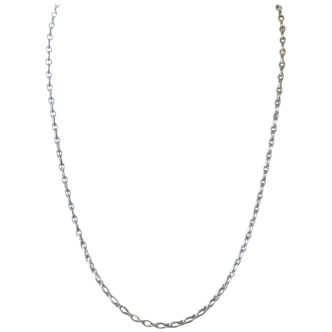 Mauboussin 18 Karat White Gold Necklace