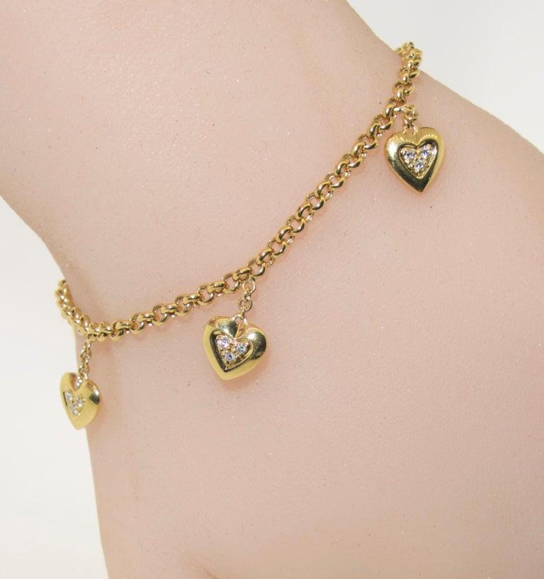 Mauboussin Französisches Herz Motiv Armband 2