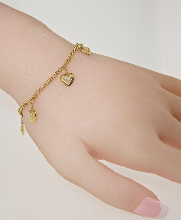 Mauboussin Französisches Herz Motiv Armband 5
