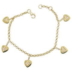 Mauboussin French Heart Motif Bracelet