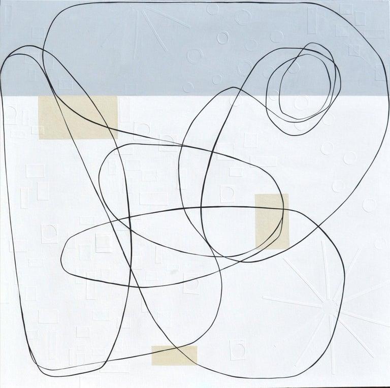 Maura Segal Abstract Painting - Waking Up