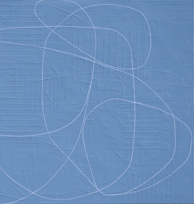 Wheelbarrow - Painting by Maura Segal