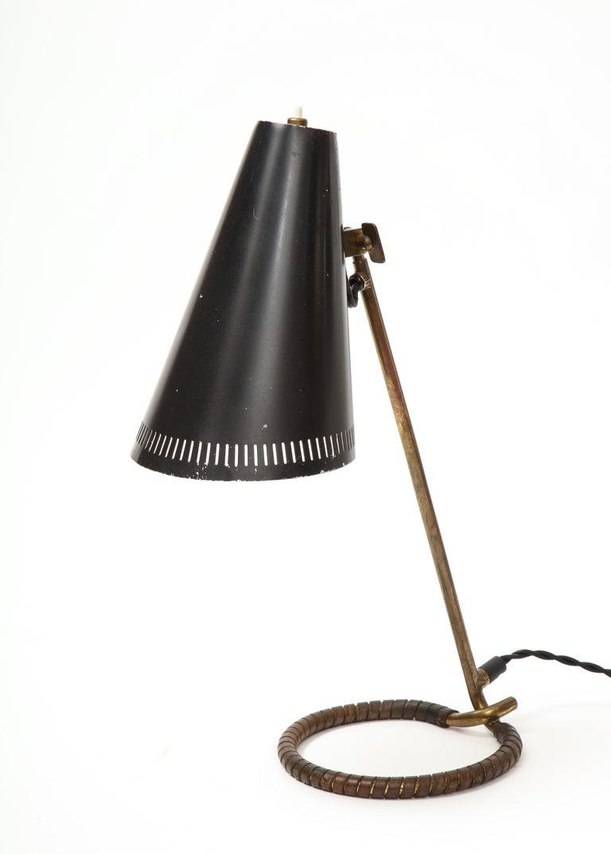Mauri Almari Model K11-15 Table Lamp, Finland, circa 1950s For Sale 2