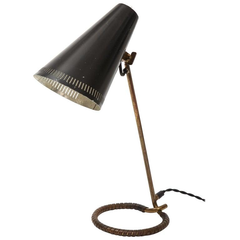 Mauri Almari Model K11-15 Table Lamp, Finland, circa 1950s For Sale