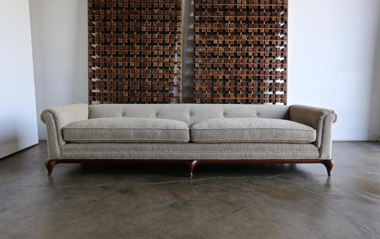 Maurice Bailey Deep Sofa for Monteverdi Young, circa 1965 For Sale 3