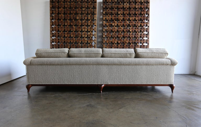 Maurice Bailey Deep Sofa for Monteverdi Young, circa 1965 For Sale 4