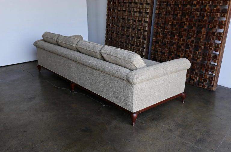 Maurice Bailey Deep Sofa for Monteverdi Young, circa 1965 For Sale 5