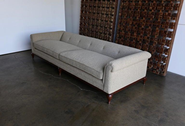 Maurice Bailey Deep Sofa for Monteverdi Young, circa 1965 For Sale 2