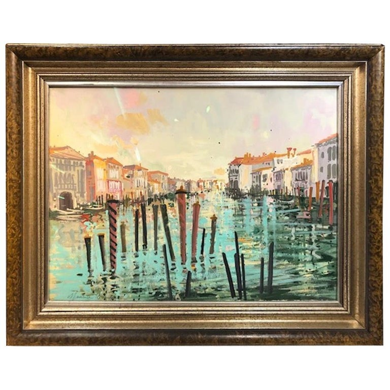 Maurice Buffet Painting For Sale