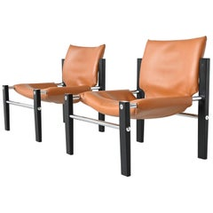 Maurice Burke Safari Chelsea Lounge Chairs Arkana, United Kingdom, 1970