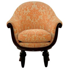 Maurice Dufrêne Single Small-Scale Arm/Club Chair