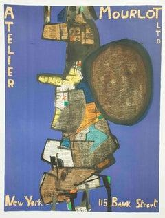 Atelier Mourlot, New York, 115 Bank Street