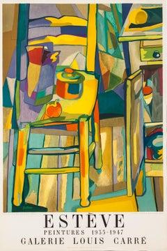 La Chaise de Cuisine - Peintures - Galerie Louis Carre