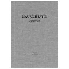 """Maurice Fatio - Architect, New York, Palm Beach"" Book"