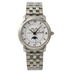 Maurice Lacroix Masterpiece No-Ref#, White Dial, Certified