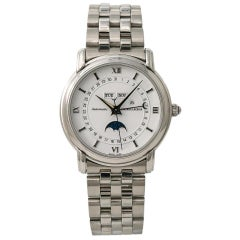 Maurice Lacroix Masterpiece Phase De Lune 37757 Automatic with Box and Papers