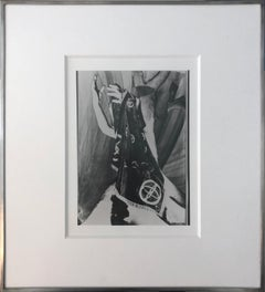 Untitled, Framed Silver Gelatin Print