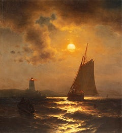 Fishing at Moonlight