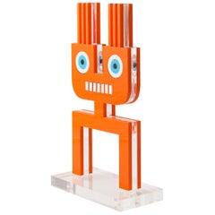 Maurizio Armellin Lari Sculpture Spinottino Tam Tam Limited Edition