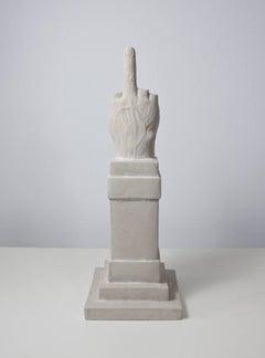 L.O.V.E., Sculpture, Contemporary Artist, Italian Art, Conceptual Art