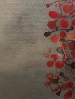 Disegno del quasi, Maurizio Donzelli 2016 Pop Acrylic Paint on Metal Panel