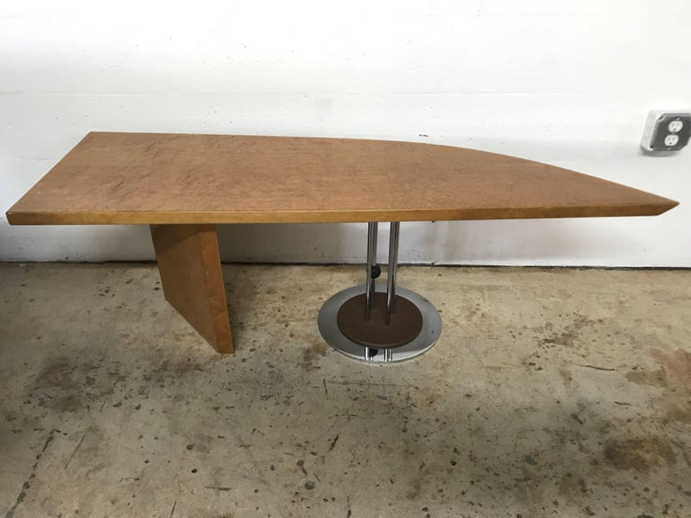 Post-Modern Maurizio Salvato Post Modern Coffee or Cocktail Table for Saporiti  For Sale