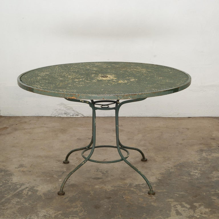 Maurizio Tempestini for Salterini Midcentury Patio Set, circa 1950 For Sale 3
