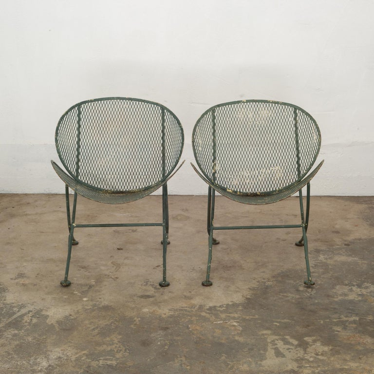 20th Century Maurizio Tempestini for Salterini Midcentury Patio Set, circa 1950 For Sale