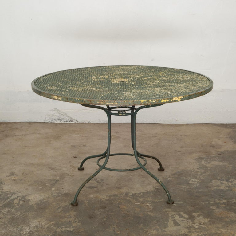 Maurizio Tempestini for Salterini Midcentury Patio Set, circa 1950 For Sale 1