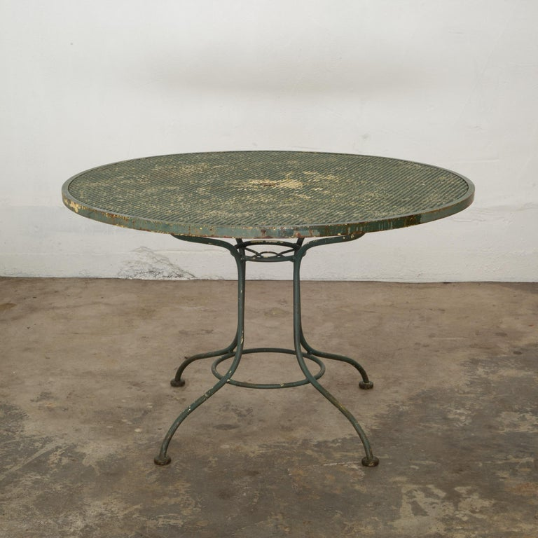 Maurizio Tempestini for Salterini Midcentury Patio Set, circa 1950 For Sale 2