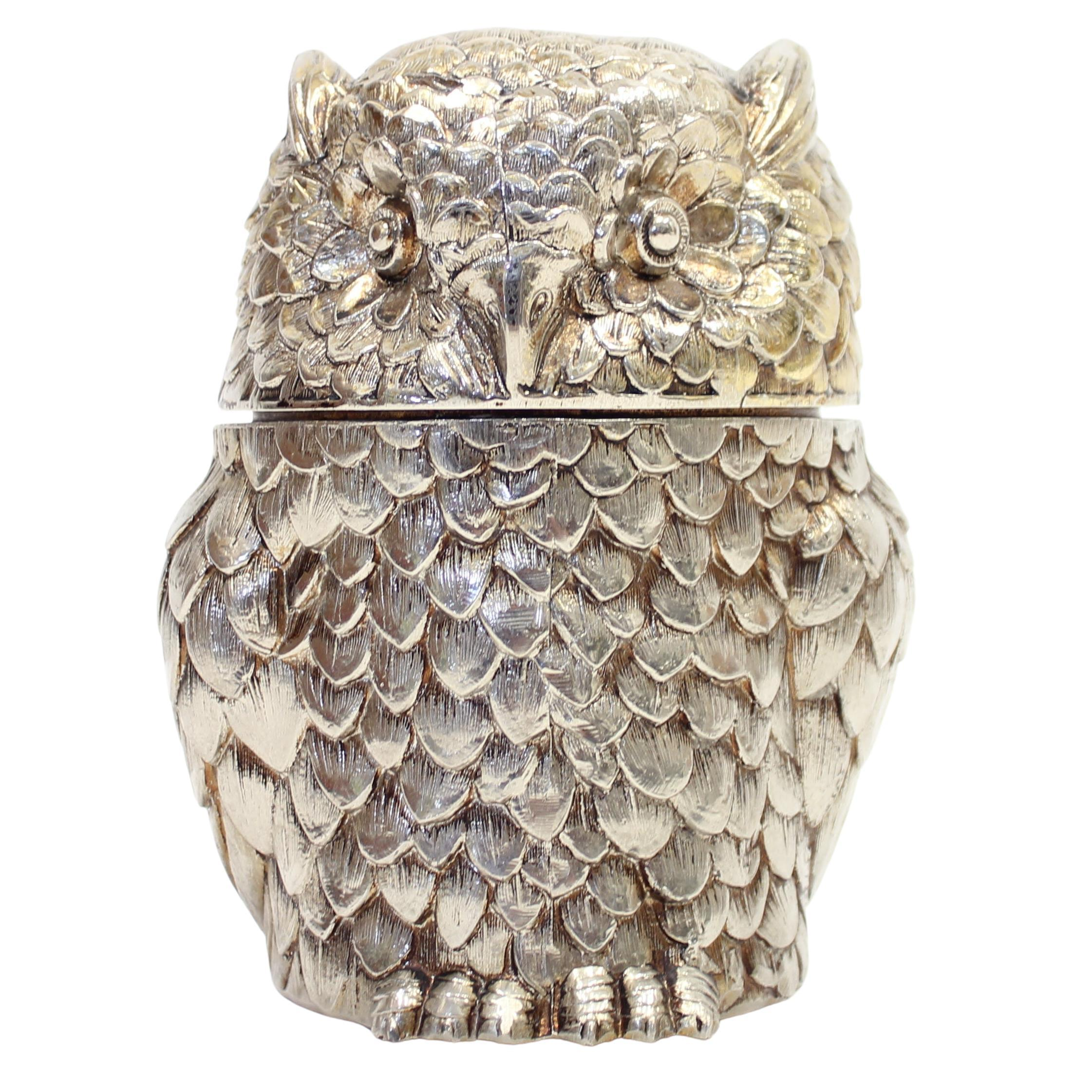 Mauro Manetti, Owl Ice Bucket, 1970s